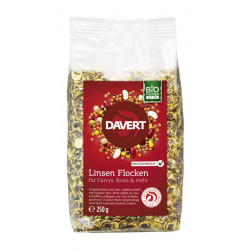 Davert - lentil flakes - 250g