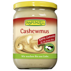 Rapunzel - Cashewmus - 500g