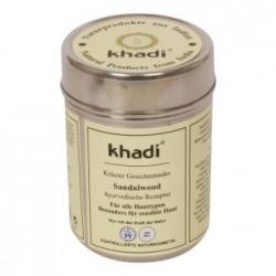 Khadi Máscara de madera de Sándalo - 50 g