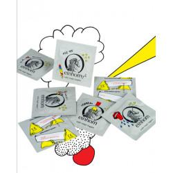 licorne - préservatifs...