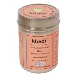 Khadi - Gesichtsmaske Rosenblüte - 50 g