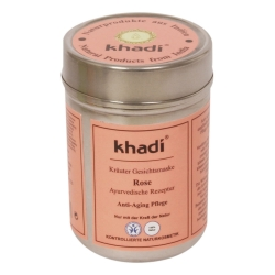 Khadi - Masque Rose - 50 g