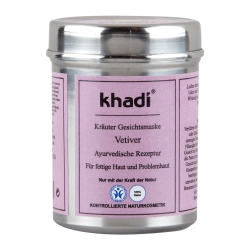 Khadi - Masque de Vétiver - 50 g