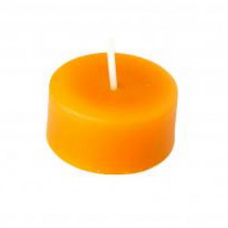 Candle farm Hahn - beeswax tea light loose - 1 pc