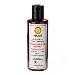 Khadi - Granatapfel Orange Dusch- und Badegel - 210 ml