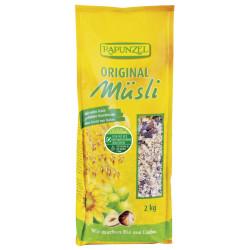 Raiponce - Muesli Raiponce original - 2 kg