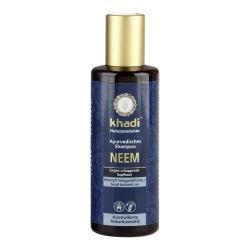 Khadi - Neem Anti Forfora Shampoo - 210 ml