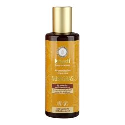 Khadi - Nussgras Shampoo - 210 ml