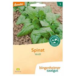 Bingenheimer Saatgut - Spinat Verdil - 25g