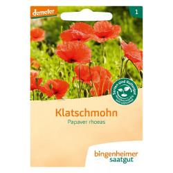 Bingenheimer Saatgut - mais papavero - 0,3 g