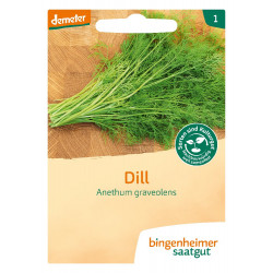 Bingenheimer Saatgut - Dill - 2,5g