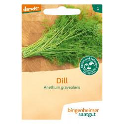 Bingenheimer seeds - dill - 2.5g