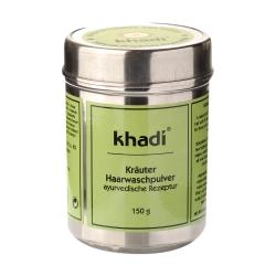 Khadi de Hierbas Haarwaschpulver - 150 g
