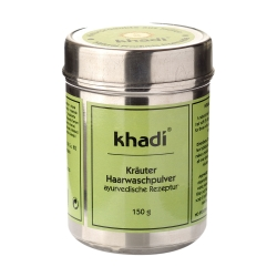 Khadi Herbal Haarwaschpulver - 150 g
