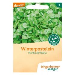Bingenheimer Saatgut - Winterpostelein - 1g