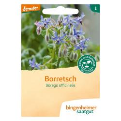 Bingenheimer Saatgut - Bourrache - 1,5g