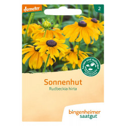 Bingenheimer Saatgut - Sonnenhut - 0,25g