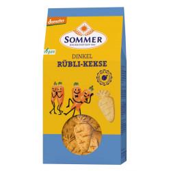 Sommer - Demeter Dinkel Rübli, vegan - 150g