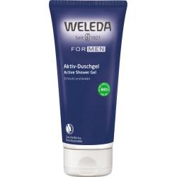 Weleda - FOR MEN gel doccia attivo - 200ml