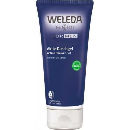 Weleda - FOR MEN active shower gel - 200ml