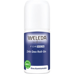 Weleda - Déodorant Roll-On For Men 24h - 50ml