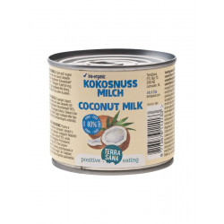 Terrasana - organic coconut milk - 200ml