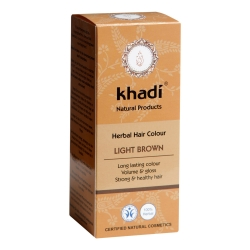 Khadi - Marrón claro - 100 g