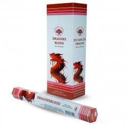 Green Tree Incense - Dragons blood - 15g