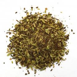 Miraherba - organic aniseed fennel caraway tea - 100g