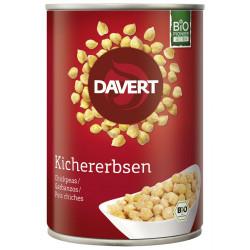 Davert - Kichererbsen Dose - 400g