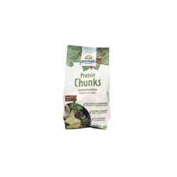 Govinda - organic protein chunks coarse - 125g