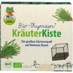 Bélier - boîte aux herbes de thym - 1 boîte