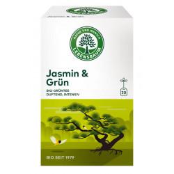 Lebensbaum - Jasmin & Grün - 20 Teebeutel