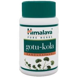 Himalaya - Gotu-Kola - 60 Cápsulas