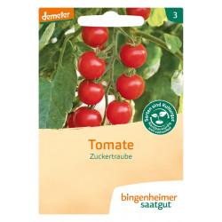 Bingenheimer Saatgut - Raisin de sucre de tomate - 0,04 g