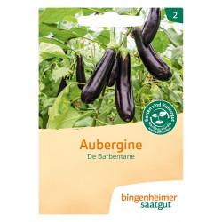 Bingenheimer Saatgut - Aubergine De Barbentane - 0.1g
