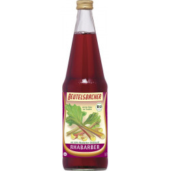 Beutelsbacher - rhubarb juice cocktail - 0.7l