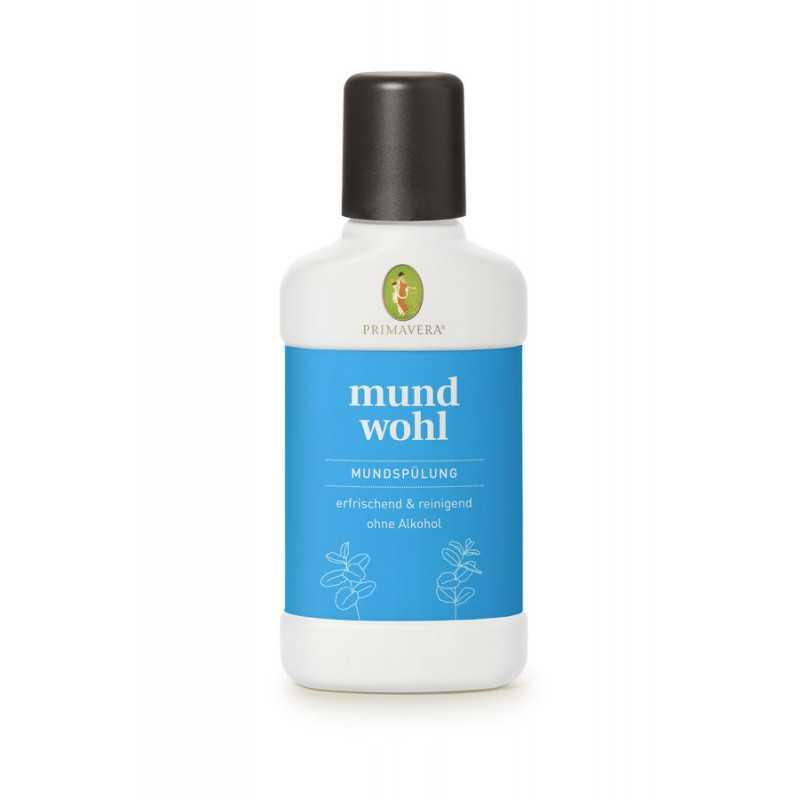Primavera - Mundwohl Mouthwash - 250ml