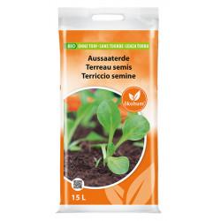 Ökohum - Terreau de semis bio - 15l