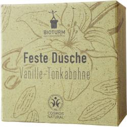 Bioturm - Feste Dusche Vanille-Tonkabohne - 100g