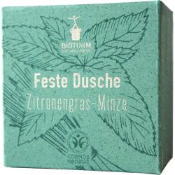 Bioturm - Feste Dusche Zitronengras-Minze - 100g
