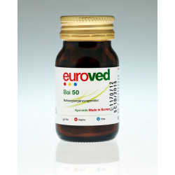 euroved - Bai 50 Arogyavardini - 100 tablets