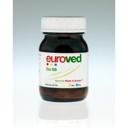 euroved - Bai 58 Lakshadi Guggulu - 100 tablets