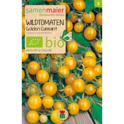 Samen Maier - Bio Wildtomaten Golden Currant - 1Tüte