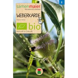 Samen Maier - Bio Weberkarde - 1Tüte
