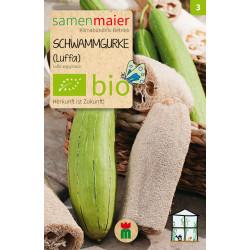 Samen Maier - Bio Schwammgurke Luffa  - 1Tüte