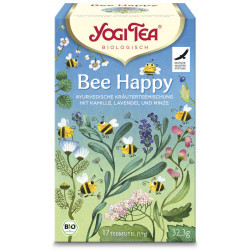 Yogi Tea - Bee Happy - 17 sachets de thé