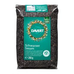 Davert - Black Sesame - 200g