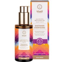 Khadi - Shatavari Everyoung Body Oil - 100ml
