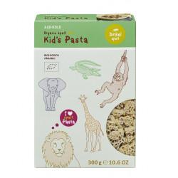Alb-Gold - Pasta di Farro per Bambini Zoo - 300g